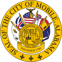 City of Mobile, Alabama - Official Seal
